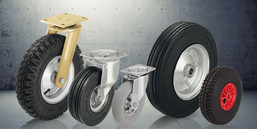 Rad für Beistelltische Scheibe aus eisen käfig Rollen durchmesser 150x40